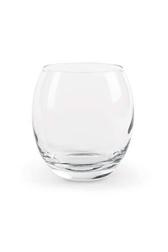 Excelsa Santiago - Juego de 6 Vasos de Agua, Capacidad: 400 ml, 6 Unidades
