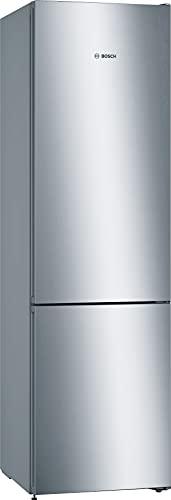 Bosch Elettrodomestici KGN39VLEB Serie 4, Frigo-congelatore combinato da libero posizionamento, 203 x 60 cm, inox look