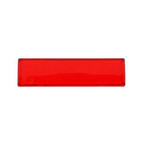 JU Tasterabdeckung 21-103 in rot passend für JU Lichttaster passend 21-101 und 21-102
