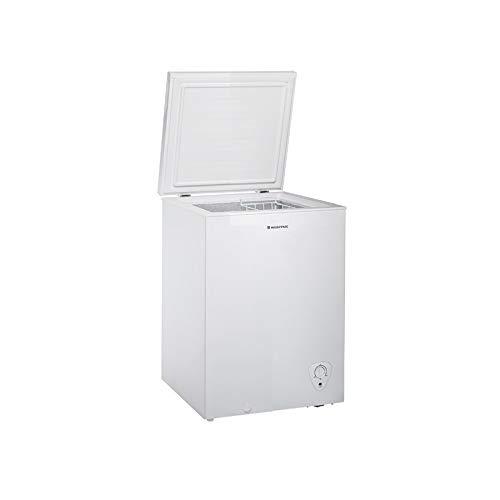 Congelador Arcón MILECTRIC Horizontal A+ (Control de temperatura mecánico, Congelador 4****, Cesta Interior) (100 LITROS)