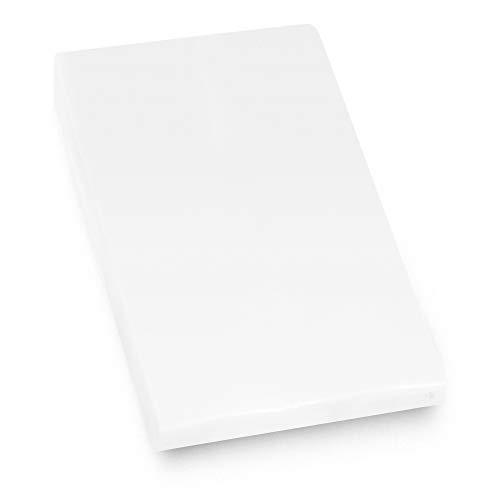 Protège Matelas imperméable 60x120 cm Bonnet 15cm Arnon Molleton 100% Coton contrecollé polyuréthane