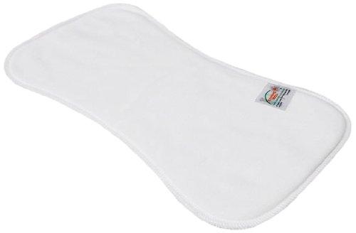 Bambinex Lot de 3 inserts pour couches lavables en microfibre Taille 1 3,5-10 kg