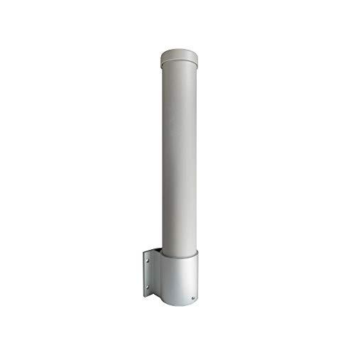 JARFT Multiband 5G Antenne inkl. 2.5m Kabel - Wetterfeste 5G, LTE, UMTS Außenantenne passend für Diverse Router