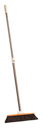 BISSELL Smart Details Hardwood upright WIde Floor push broom
