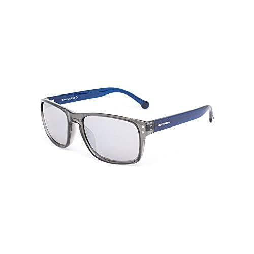 Converse Hombre SCO084Q Gafas de sol, Gris (Smoke)