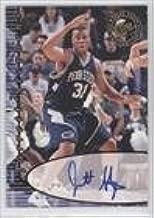Jarrett Stephens (Basketball Card) 2000 Press Pass - Autographs #JAST