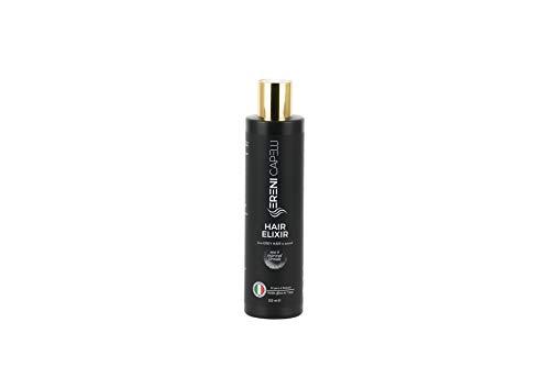 Sereni Capelli Hair Elixir / Da a las canas su color natural / Detiene la caída del cabello / Combate la dermatitis y la caspa