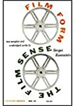 Film Form: Essays in Film Theory and The Film Sense