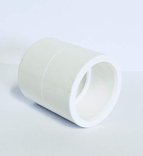 Douille de tuyau en PVC /à filetage ext/érieur 12 mm 1//4
