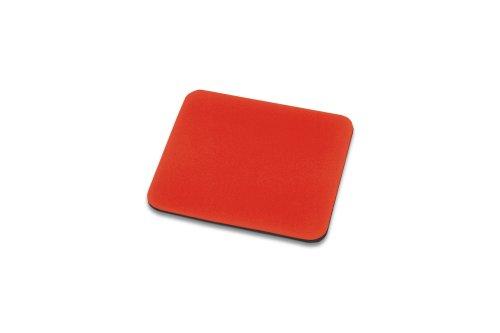 ednet 64215, Mauspad, Polyester + EVA foam, 248 x 216 x 2 mm, Farbe: rot