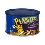 Planters Deluxe Mixed Nut, 8.75 Ounce -- 12 per case. by Kraft
