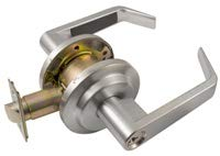 LSDA L100 Series Keyed Grade 2 Leversets - Commercial Medium Duty (Satin Chrome, Storeroom) (Mro Storeroom Best Practices)