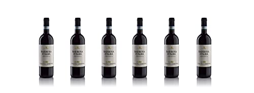 Tenuta Carretta - Barbera d'Alba DOC - 0,75l (6 bottiglie)