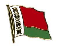 Slovenus Wit-Rusland vlaggen pin vaandels pin vlaggenpin