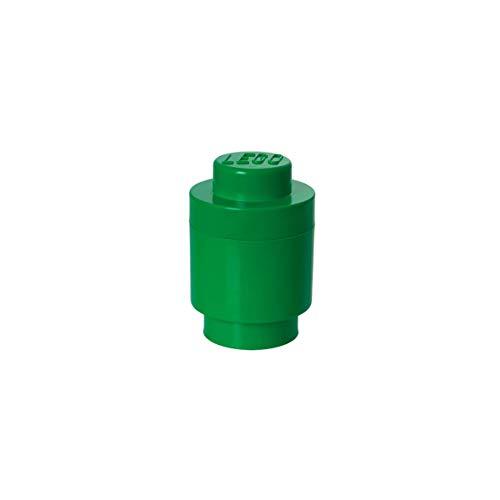Room Copenhagen- Cubilete Redondo, Color Verde, One Size (Lego 403011734)