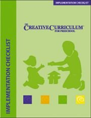 Implementation Checklist Complete Set The Creative Curriculum For Preschool
