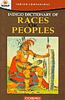 Cosmo Dictionary of Races or Peoples