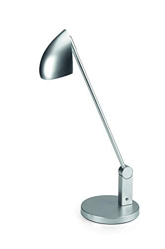 Lamp LED-tafellamp, zilver