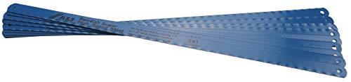BGS 2061 | Metallsägeblätter | 10-tlg. | HSS flexibel | 13 x 300 mm | Bi-Metall | Handsägeblatt