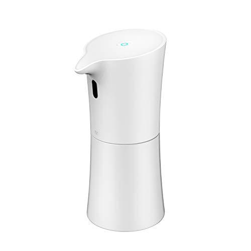アルコールディスペンサー 自動誘導 自動噴霧器 オートセンサー 非接触式 ハンドクリーナー 500ml大容量 液体タイプ洗剤対応 電池式 IPX4防水 0.3秒でスプレー 日本語取扱説明書付き