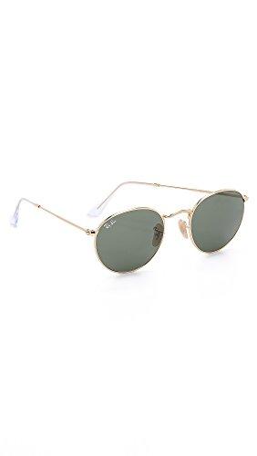 Ray-Ban MOD. 3447 Ray-Ban Sonnenbrille MOD. 3447 Rund Sonnenbrille 47, Gold