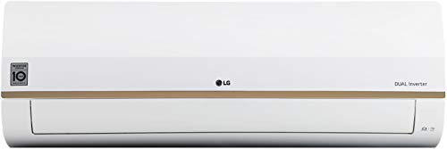 LG 1.5 TR 5 Star Inverter Split Copper Convertible 4-in-1 Cooling ThinQ Wi-Fi, Voice Control AC...