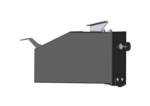 MyTech - Tool Case,Tool Box,Werkzeugkoffer aus aluminium schwarz lackiert rechts für Auspuff - Tènèrè 700