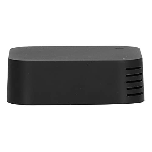 BOLORAMO Control Remoto de Temperatura y Humedad, Control Remoto WiFi Cobertura Total de 360 ° para la Oficina para la Familia