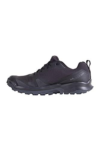 Salomon Men's XA COLLIDER GTX Trail Running, Black/Ebony/Black, 12