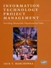 Information Technology Project Management with CD