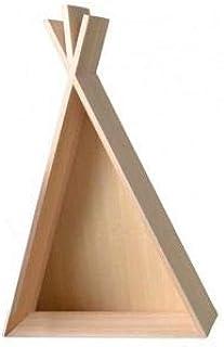 Artemio Estante de Madera Flecha 40 x 20 x 7 cm