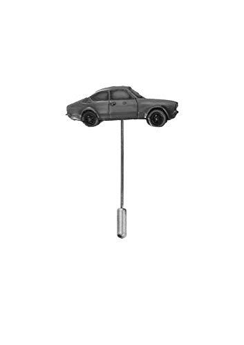 classic car Opel Kadett ref172 Pewter Effect Motif on a Tie Stick Pin hat scarf collar coat Classic Car