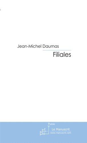 Filiales (Fiction et Littérature) (French Edition)