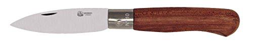 Imex El Zorro 51603-i – Couteau Courbé en, Couleur Marron, 4 cm