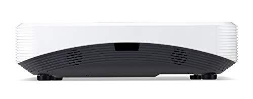 Acer UL6500 DLP Business-Projektor (Full HD, 1.920 x 1.080 Pixel, 5.500 ANSI Lumen, 20.000:1 Kontrast, Ultrakurzdistanz)