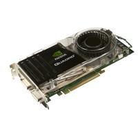 PNY  Quadro FX 4600 Grafikkarte (PCI-e, 768MB GDDR3 Speicher, 2X DVI-I (2xDL), 3D-Stereo, SLI, 1 GPU)