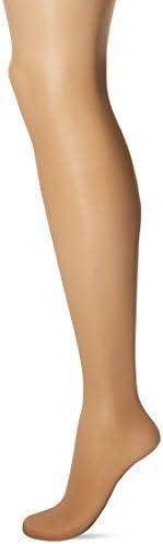 L'eggs Women's Sheer Energy Control Top Toe Pantyhose