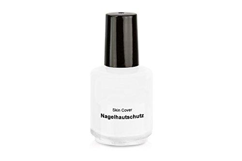 New Nail Art 15ml Skin Cover Nagelhautschutz Peel off Liquid als Nagellackentferner Nagellack Entferner Zubehör flüssig Nagel Design Pflege Nail Colour Remover