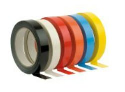 Bellasan Stutzentape Sockentape Schienbeinschoner Tape 66 m x 1,9 cm versch. Farben (transparent)