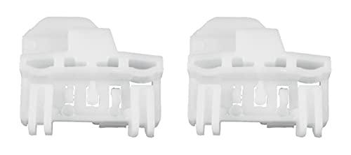 Bossmobil compatible con Passat (3B2 3B3 3B5 3B6), Delantero izquierdo, kit de reparación de elevalunas eléctricos