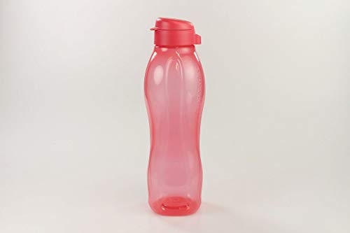 TUPPERWARE Botella Ecológica Click de 1,5 L rosé