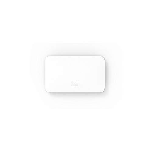 Gigabit Ethernet, 10,100,1000 Mbit//s, 802.3at, Black, IEEE 802.3at, 25 W Cisco AIR-PWRINJ6= Gigabit Ethernet PoE adapter PoE adapters