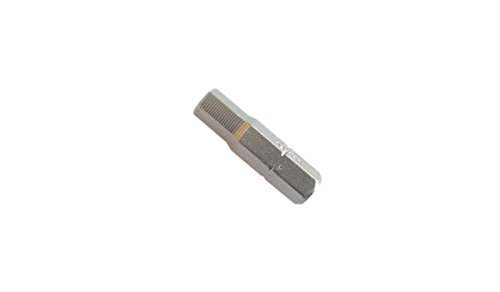 meingartenversand.de Innensechskant-Bit/Sechskant-bit in der Sondergröße von 5,5 mm zur Montage von Doppelstabgitter-Zaunmatten mit M8 x 40er befestigungsschrauben