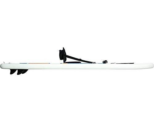 Hydro-Force White Cap Inflatable Stand Up Paddle Board, 10' x 32' x 4'...