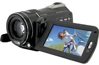 Praktica DVC 10.4 Camcorder (SD/SDHC Card, 12 Fach optischer Zoom, 7,6 cm (3 Zoll) Display, Foto Funktion mit 10 Megapixel, HDMI Full HD 1080p) inkl.Tasche