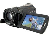 Praktica DVC 10.4 Camcorder (SD/SDHC-Card, 12-Fach optischer Zoom, 7,6 cm (3 Zoll) Display, Foto Funktion mit 10 Megapixel, HDMI Full-HD 1080p) inkl.Tasche