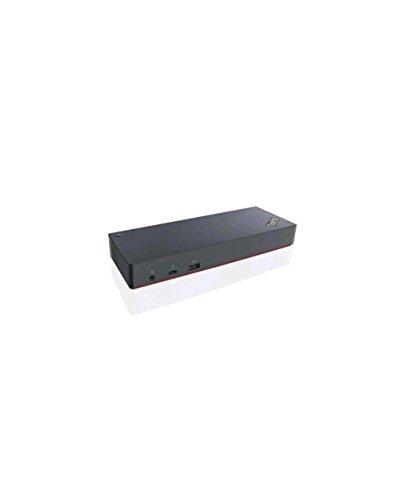 Lenovo 40AC0135IT ThinkPad Thunderbolt 3 Docking Station. For UKEU. - (Compatible Part 40AC0135EU40AC0135IT40AC0135UK) - (Laptops  Laptop Docking Stations)