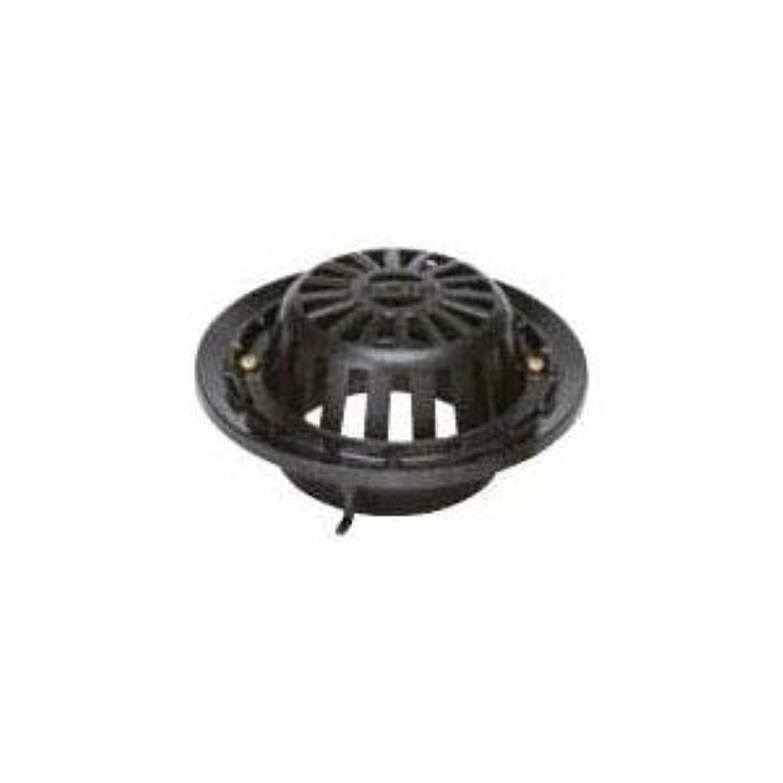 クール安全でない定数カネソウ 鋳鉄製ルーフドレイン たて引き用 一般型 バルコニー 庇?屋上用(呼称50) EMR-4-50