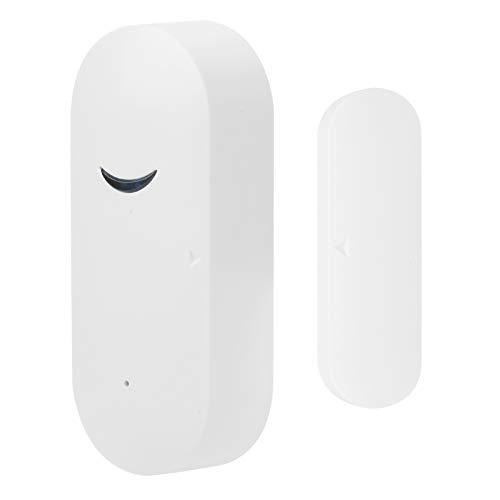 Alarma de ventana de puerta WIFI Detector de ventana de puerta Sensor magnético Alarma antirrobo Systerm inteligente para el hogar para Tuya