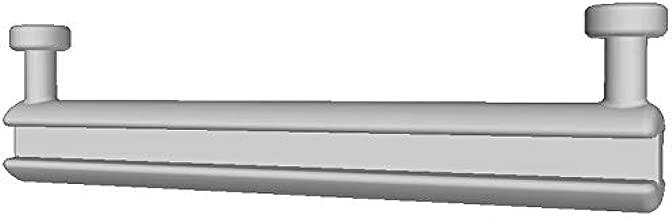 gardineum 100/Rideau Patins//pli Lege Crochets 406/–9 9/mm Rideau Accessoires
